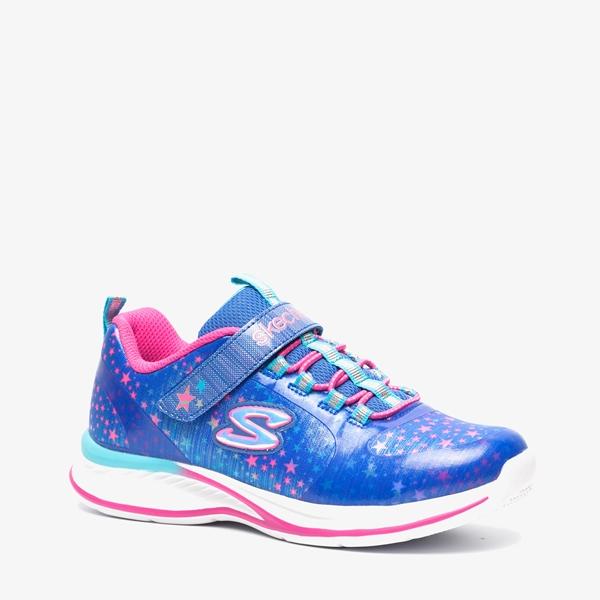 Skechers Jumpin Jams meisjes sneakers 1