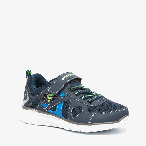 Chaussures Bleu Scapino Avec Des Hommes De Fermeture Velcro c5bQvg