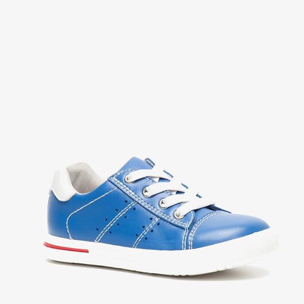 Stapp leren jongens sneakers 1