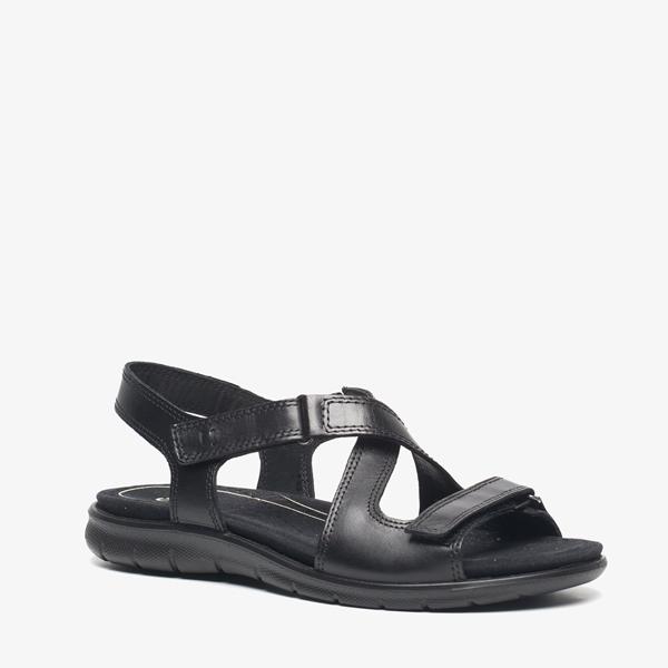 ECCO Babett leren dames sandalen 1