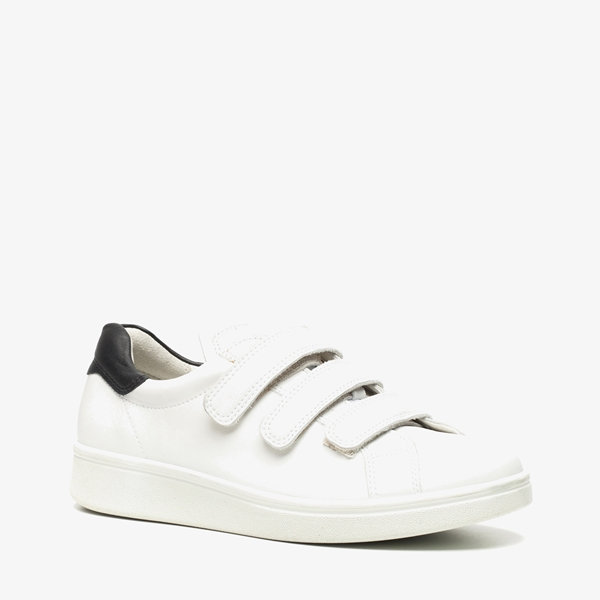 Ecco Soft 4 leren dames sneakers 1
