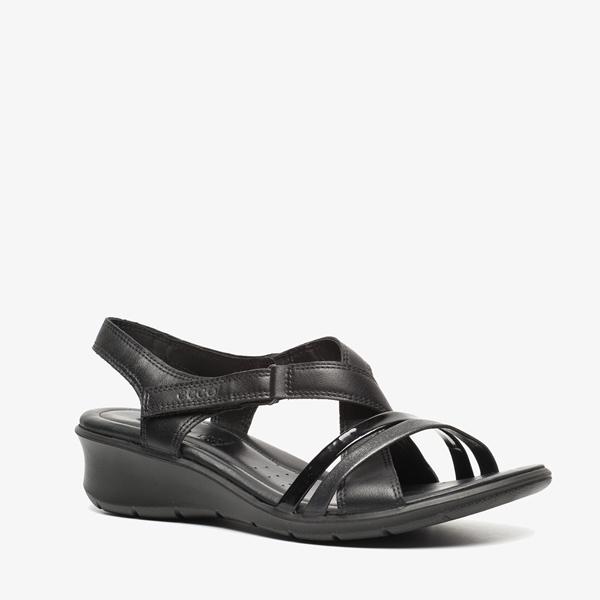 ECCO Felicia leren dames sandalen | Scapino.nl