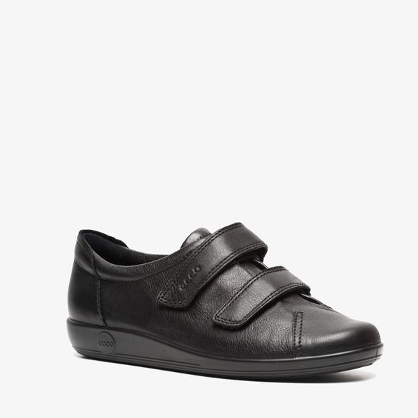 Softline Chaussures Noires Avec Velcro Pour Les Femmes KdEnuH5xgF