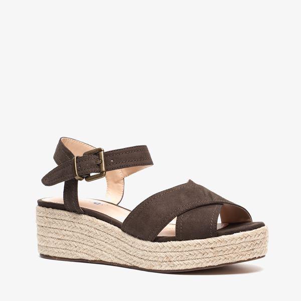Chaussures Vertes Scapino Avec Boucle Pour Dames 4lsjCNfV