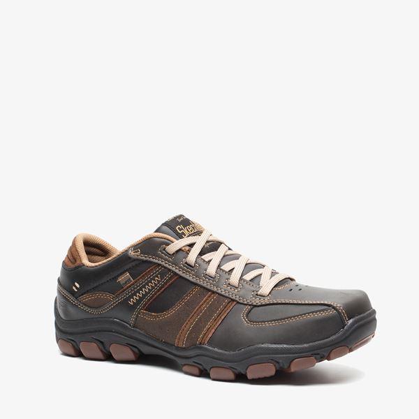 Noir Chaussures Skechers Taille 44 Hommes kSU8k