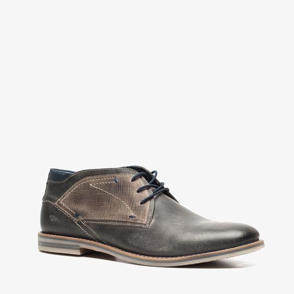 Van Beers leren heren schoenen | schoenen Sneakers, High