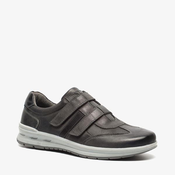 Scapino Chaussures Gris Avec Entrée Pour Les Hommes yHiUQM0g7