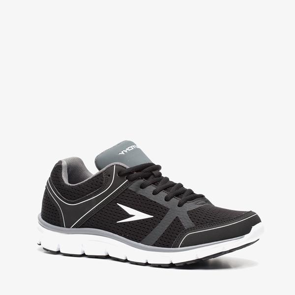 Chaussures Noires Avec Des Lacets Scapino Pour Les Hommes U899COXMLM