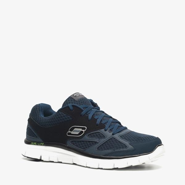 Skechers Flex Appeal heren sneakers 1