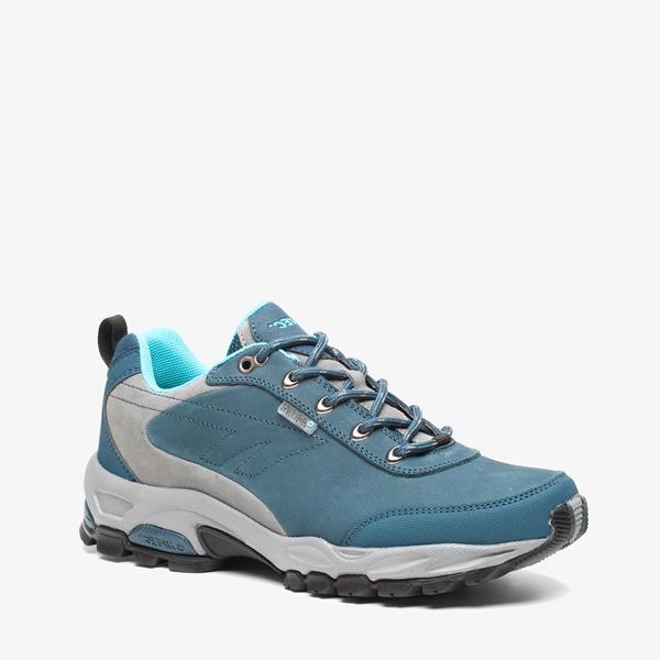 Bleu Chaussures Salut-tec Pour Dames r1IU0B6L