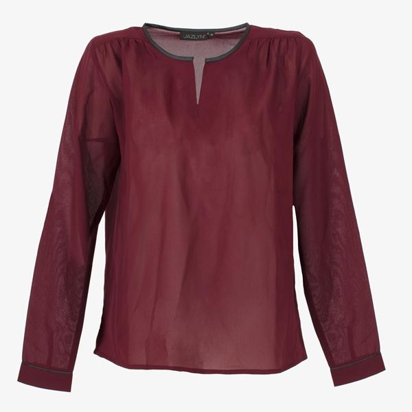 Jazlyn dames blouse 1