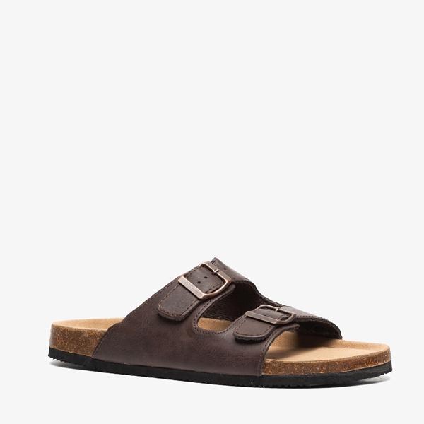 Chaussures Marron Scapino Avec Boucle Pour Dames y3PY6kwW