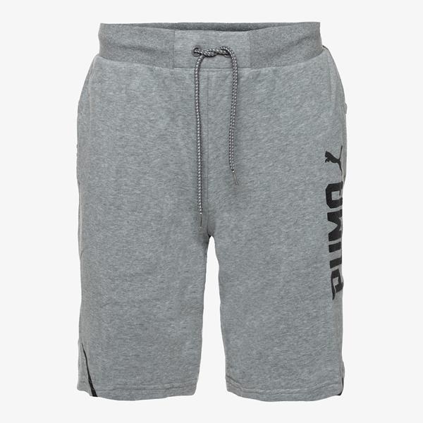 780bee32f3b Puma Style Tec heren sweat short online bestellen | Scapino