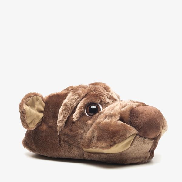 Thu!s heren pantoffels hond 1