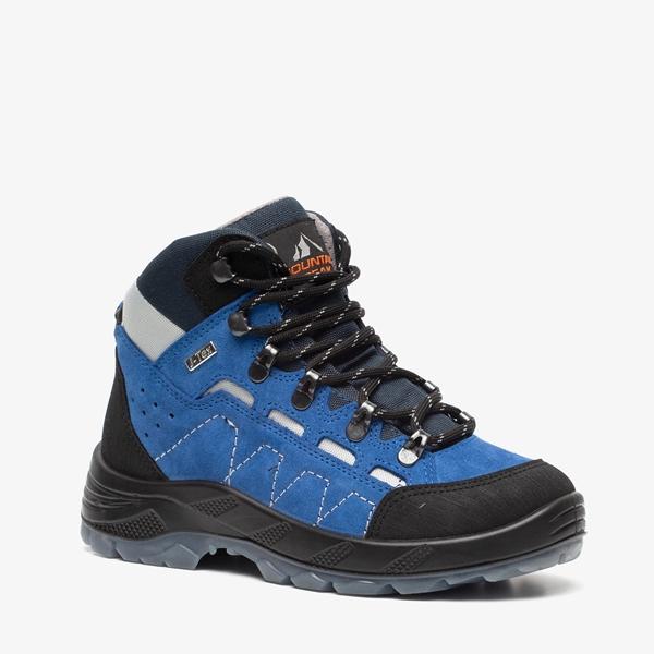 c24d134b29e Mountain Peak leren kinder wandelschoenen online bestellen | Scapino