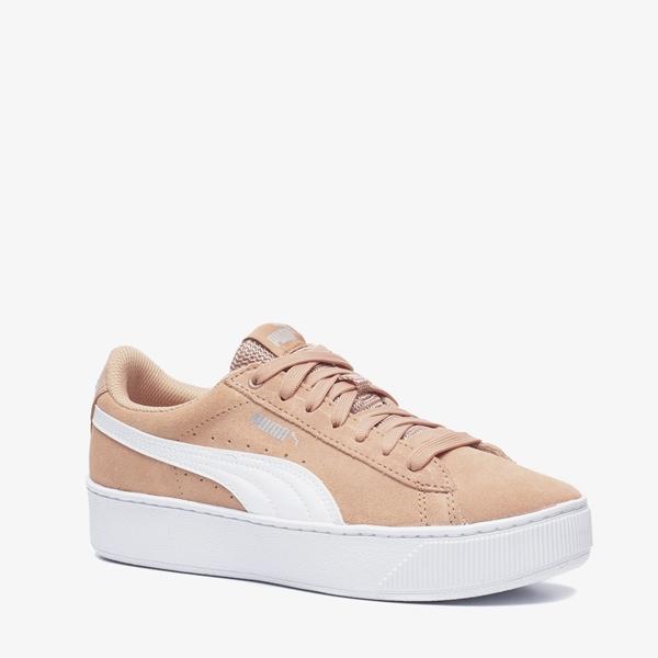 Puma Online Vikky Platform Sneakers Dames BestellenScapino hrdxsQtBC