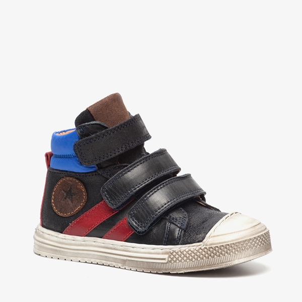 f9ba0ab6a29 Groot leren jongens sneakers online bestellen | Scapino