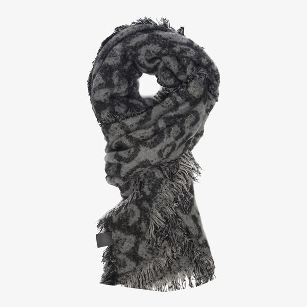 Dames leopard sjaal 1