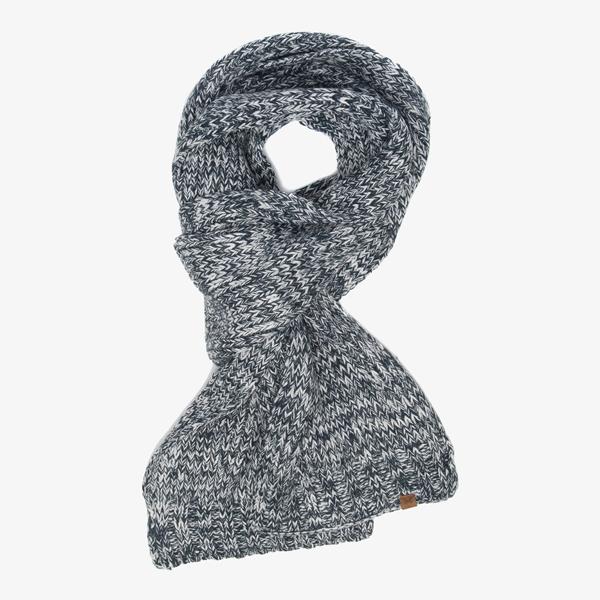Gebreide sjaal 1