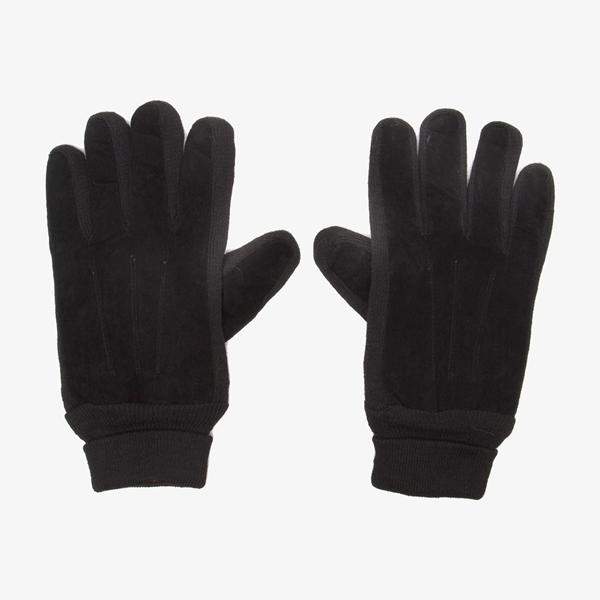 Leren heren handschoenen 1