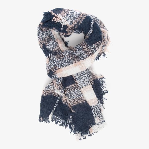Geruite dames sjaal 1