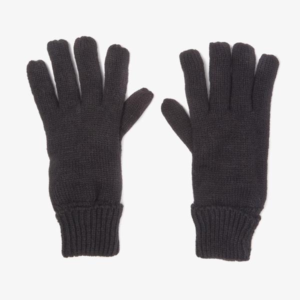 Zwarte kinder handschoenen 1