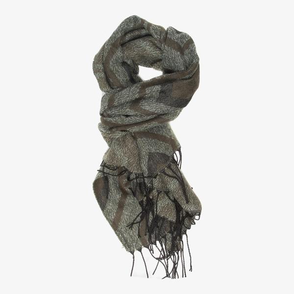 Groene dames sjaal 1