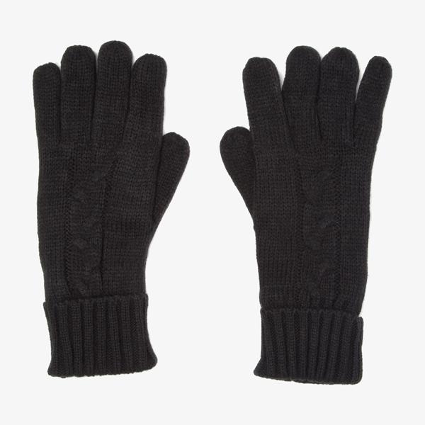 Gebreide dames handschoenen 1
