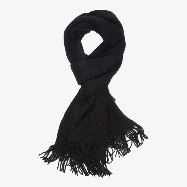 Gebreide heren sjaal 1
