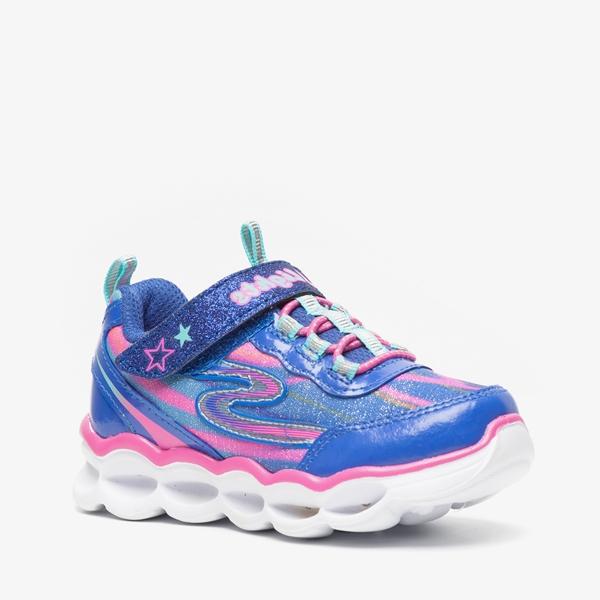 skechers meisjes sneakers lichtjes online bestellen | scapino