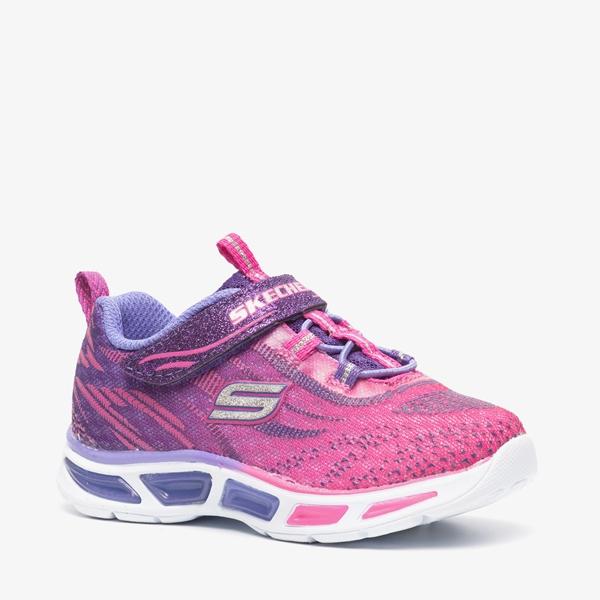 Skechers Litebeams meisjes sneakers 1