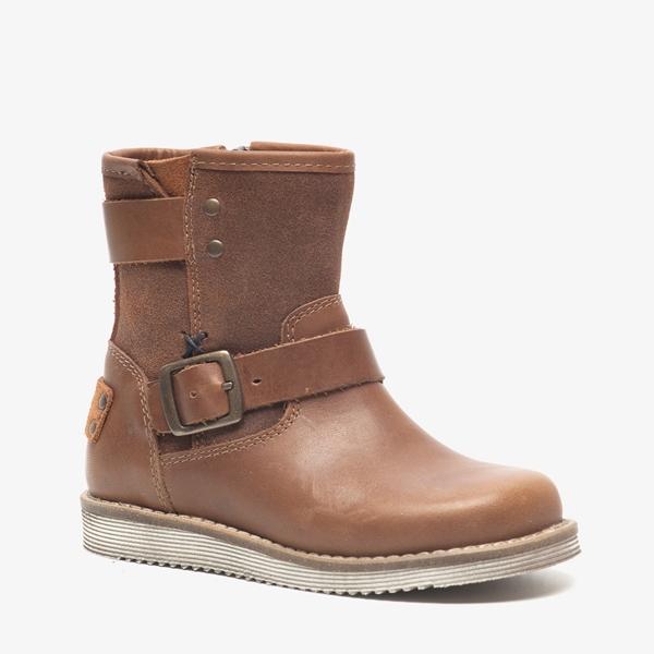 d5e93c81cfc Groot leren jongens boots online bestellen | Scapino