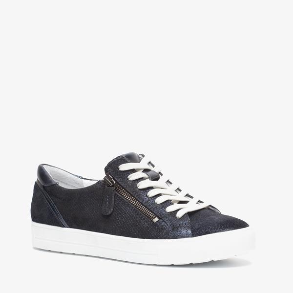 Bestellen Online Leren Puppies Scapino Hush Dames Sneakers wXxqI5wF1