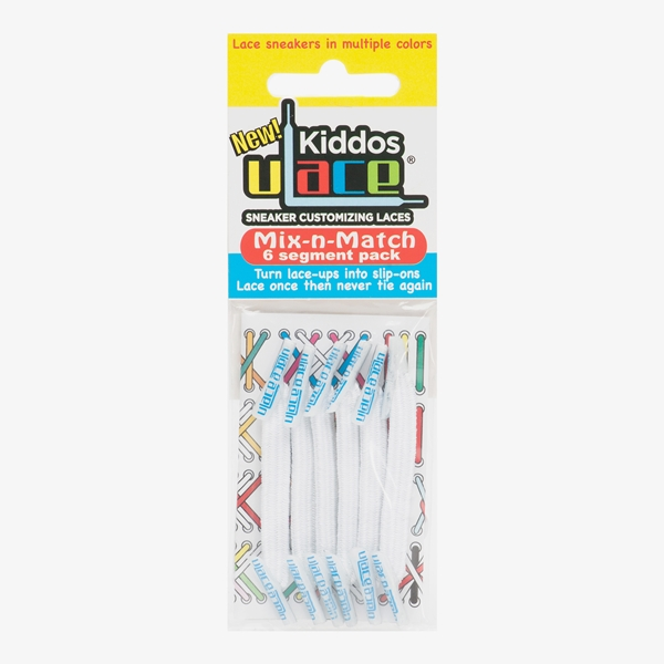 U-Lace kiddo veters 1