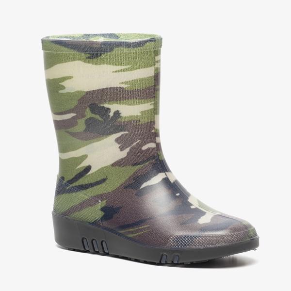 Dunlop Mini camouflage regenlaarzen 1