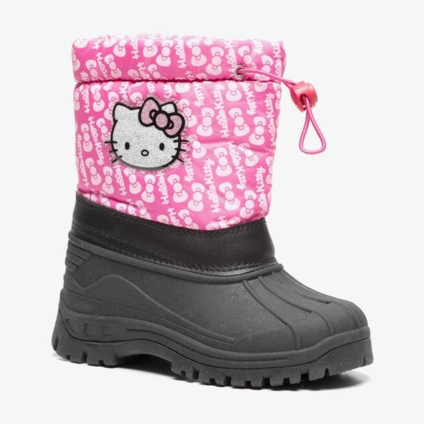 Hello Kitty kinder snowboots 1