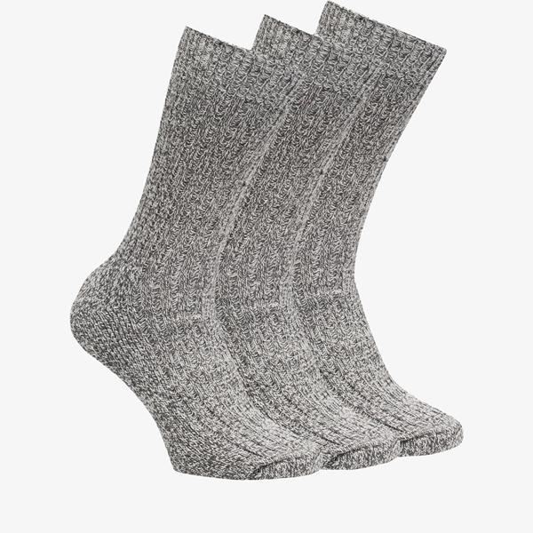3 paar Mountain Peak  Noorse sokken 1