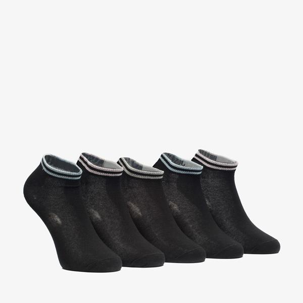 online te koop order verkoopprijzen 5 paar dames sneakersokken