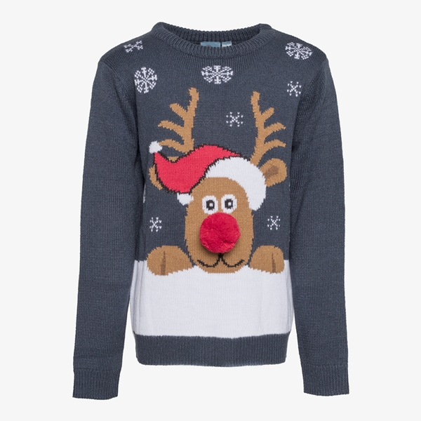 Foute Kersttrui Jongens.Oiboi Jongens Kersttrui Online Bestellen Scapino