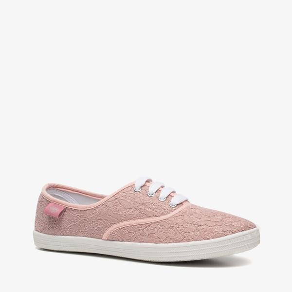 Roze dames gympen 1