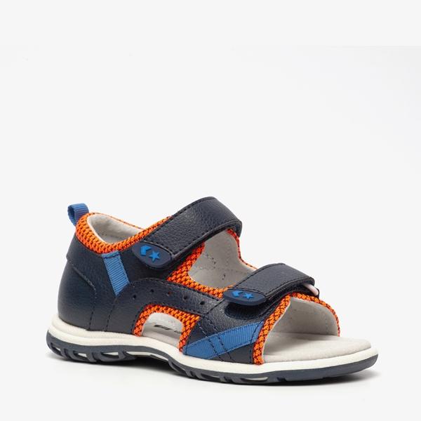 TwoDay leren jongens sandalen 1