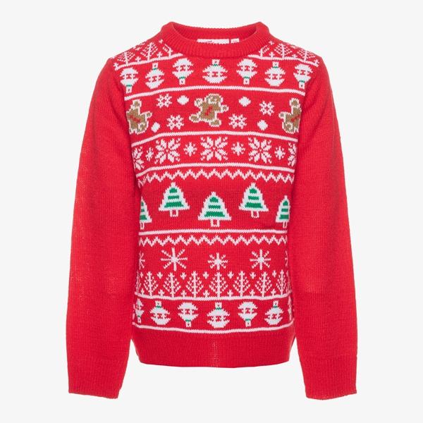 Kersttrui Maat 116.Oiboi Kinder Kersttrui Met Lichtjes Online Bestellen Scapino