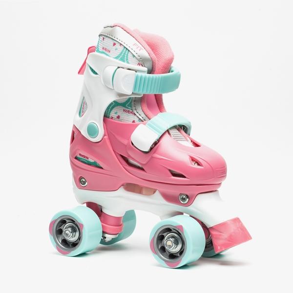 Nijdam Disco Twirl verstelbare rolschaatsen 1