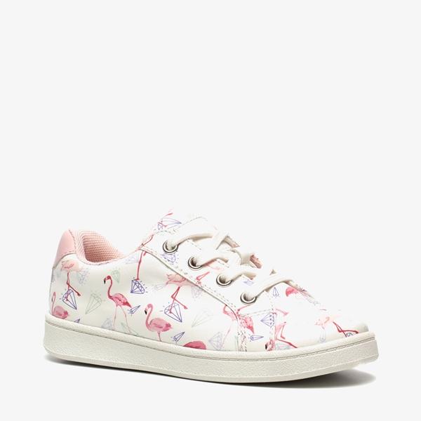 Blue Box meisjes flamingo sneakers 1