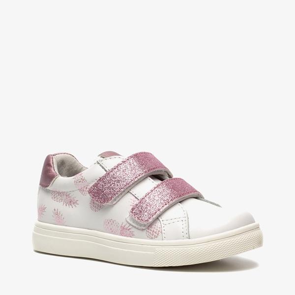 TwoDay leren meisjes sneakers 1