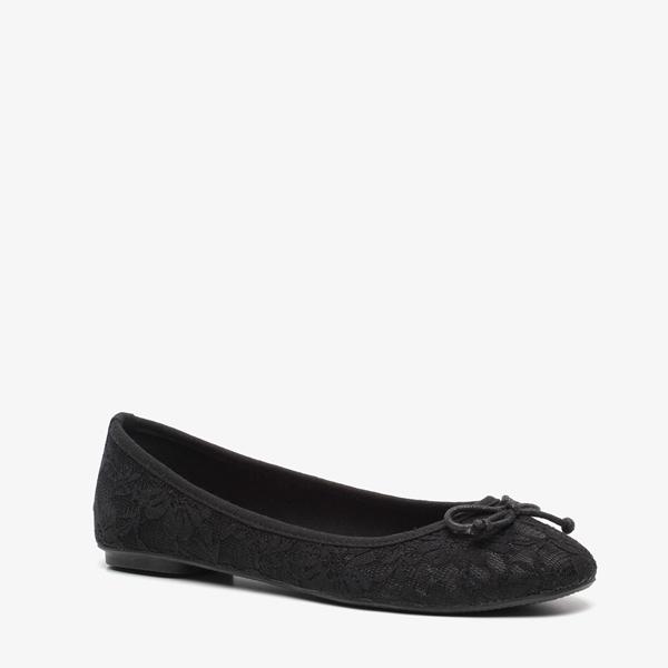 88262b52699 Zwarte dames ballerina's online bestellen | Scapino