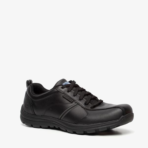 Werkschoenen Heren.Skechers Leren Heren Werkschoenen Online Bestellen Scapino