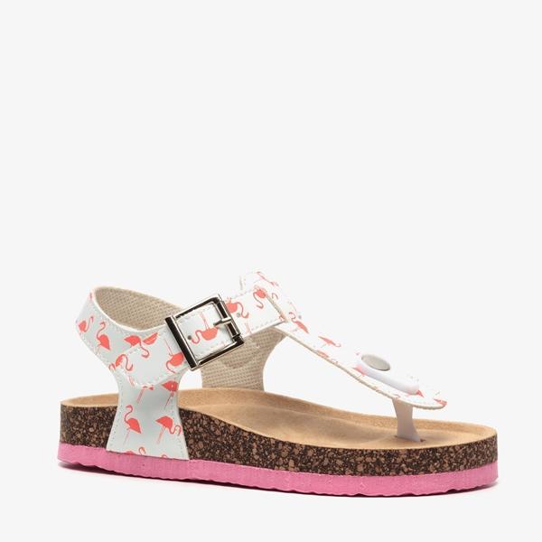 267b617a484 Blue Box meisjes flamingo bio sandalen online bestellen | Scapino