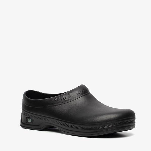 Leren Werkschoenen.Skechers Leren Dames Werkschoenen Online Bestellen Scapino
