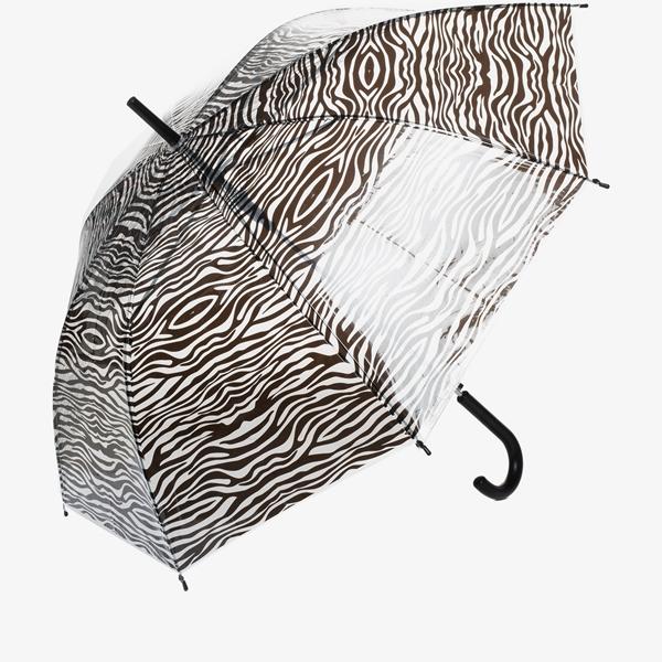 Paraplu met strepen 1
